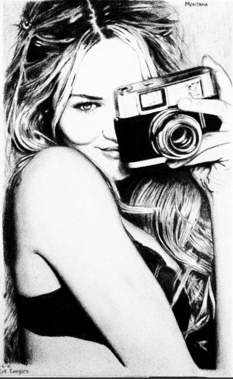 montana engels artist drawing eye candice