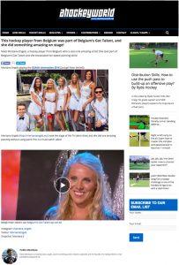 ahockeyworld hockey news montana engels speedpainting