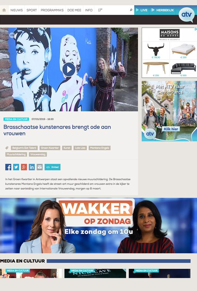 atv-televizie-painting-muurschildering-Montana-Engels-streetart-pers-Antwerpen