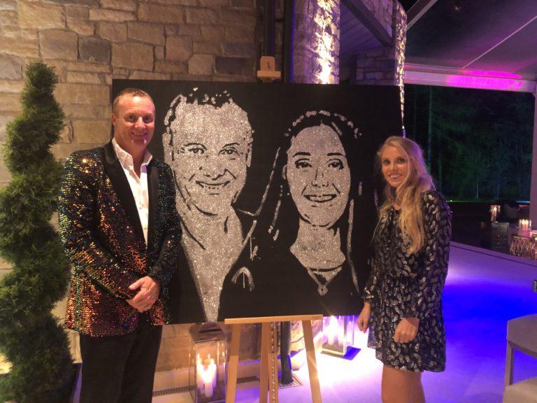 Montana-Engels-got-talent-speed-painting-event-performance-Bristol-United-kingdom