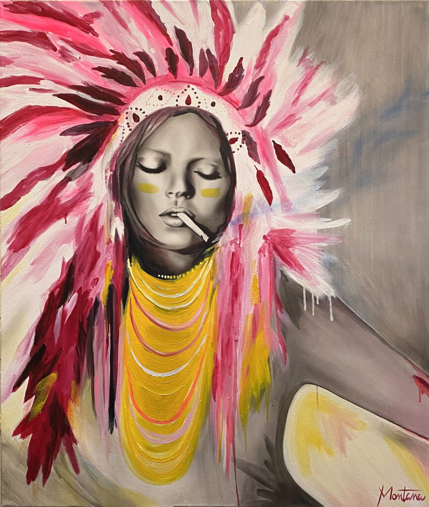 montana-engels-indi-bohemian-painting-belgian-painter-portrait